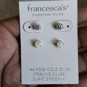 Francesca's collection earrings